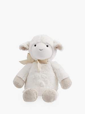 Pottery Barn Kids Plush Lamb Soft Toy, Medium
