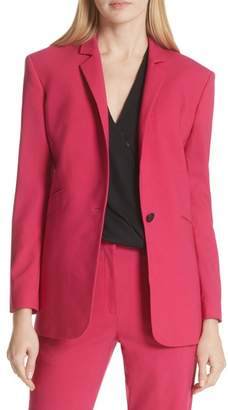 Rag & Bone Ridley Stretch Wool Blazer