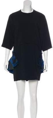 Stella McCartney Short Sleeve Mini Dress w/ Tags