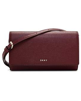 DKNY Bryant-Wallet On A String