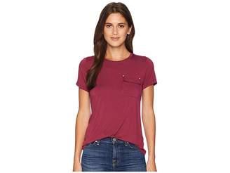 Lauren Ralph Lauren Jersey Pocket T-Shirt