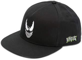 Vans X Marvel Venom snapback hat