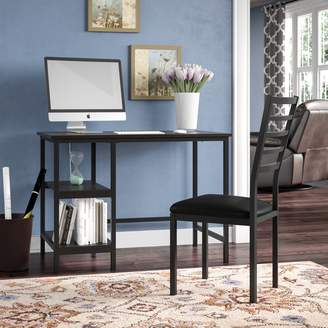 Andover Mills Sheppton Writing Desk with Chair Set