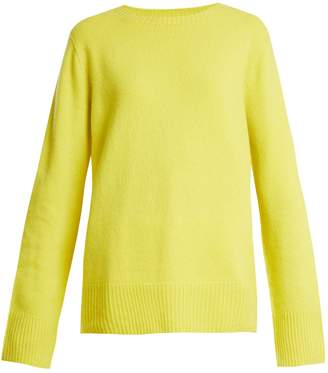 The Row Sibel wool and cashmere-blend sweater