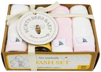 Burt's Bees Organic Washcloth Box