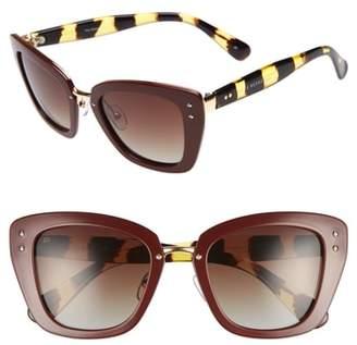 Privé Revaux The Grace 52mm Cat Eye Sunglasses