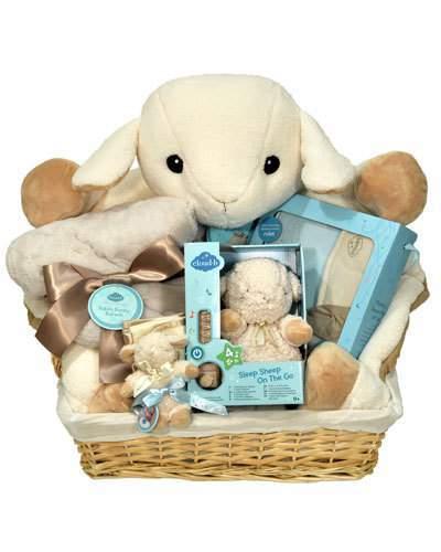 Cloud BCloud B Mommy & Baby Sleep Sheep Gift Set