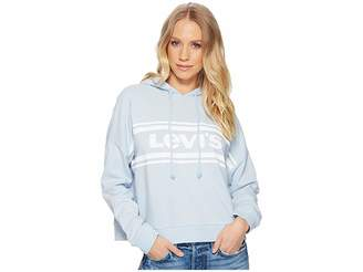Levi's Womens Graphic Track Hoodie
