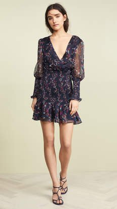 Keepsake Embrace Long Sleeve Dress