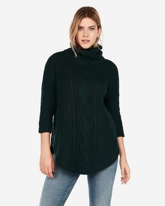 c3c8ba5f5 Circle Hem Sweater - ShopStyle