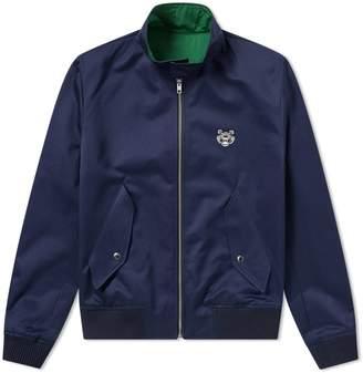 Kenzo Reversible Tiger Logo Harrington Jacket