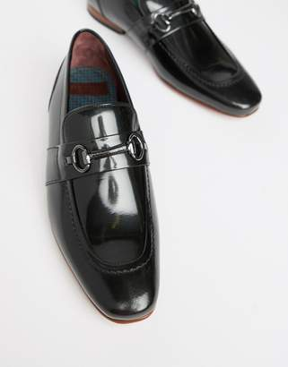 bca7654d6 Ted Baker Paiser loafers in black patent