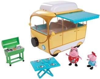 Peppa Pig Kohl's Family Camper Van Set