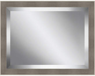 Foundry Select Champagne Framed Beveled Plate Glass Mirror