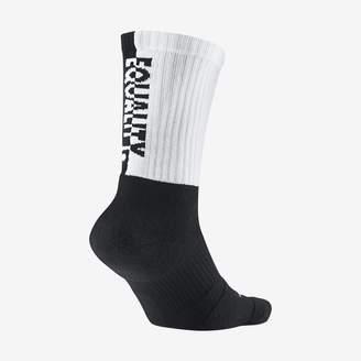 Nike Elite EQUALITY Crew Basketball Socks