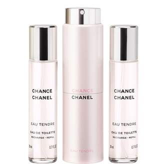 Chanel Chance Eau Tendre, Eau De Toilette Twist And Spray
