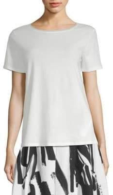 Max Mara Classic Short-Sleeve Top