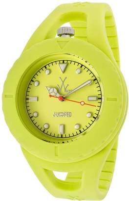 Toy Watch ToyWatch JL05LI 40 Rubber Case Silicone Band Plastic Women's Watch