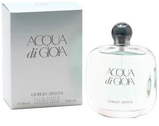 Giorgio Armani Women's Acqua Di Gioia 3.4Oz Eau De Parfum