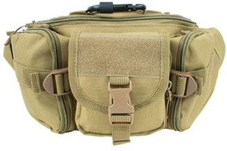 Osage River Waist/Fanny Pack Coyote Tan
