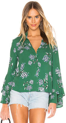 Cupcakes And Cashmere Stockton Blouse