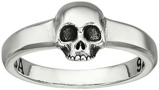 King Baby Studio - Hamlet Skull Ring  Ring $110 thestylecure.com