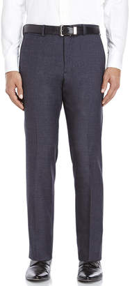 Theory Charcoal Slim Fit Wool Suit Pants