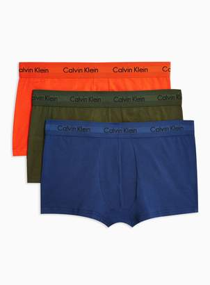 Topman CALVIN KLEIN Assorted Colour Trunks*