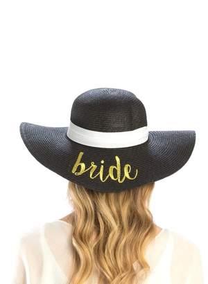 Wona Trading Bride Straw Sun-Hat