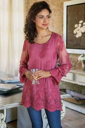 Soft Surroundings Violetta Shirt & Cami