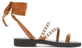 Giuseppe Zanotti Design Caitlin sandals