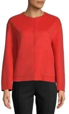 Max Mara Mirte Snap Jacket