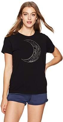 The Luna Coalition Women's Desert Moon Print Tee Extra Large