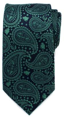 Cufflinks Inc. Cufflinks, Inc. Yoda Paisley Silk Tie