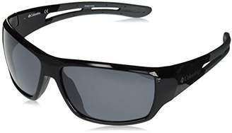 Columbia Men's Utilizer Polarized Wrap Sunglasses