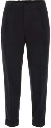 Corneliani Cc Collection CC Collection Drawstring Trousers