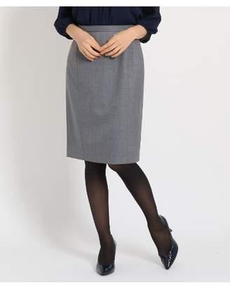 Coup de Chance (クード シャンス) - クードシャンス [洗える]ウール混スカート