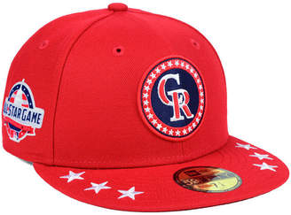 New Era Colorado Rockies All Star Workout 59FIFTY Fitted Cap