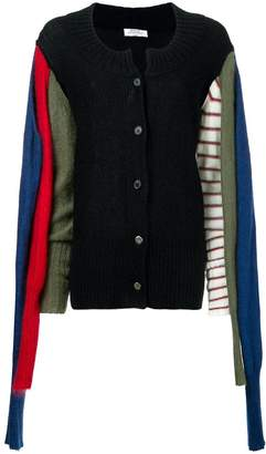 Sonia Rykiel multiple sleeve cardigan