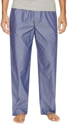 Ben Sherman Underwear Men's Mini Print Woven Lounge Pant