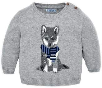 Mayoral Baby-Boy-Fox-Sweater