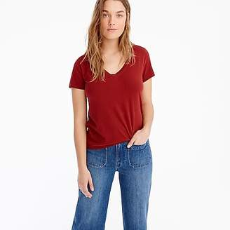 J.Crew Mercantile V-neck broken-in T-shirt