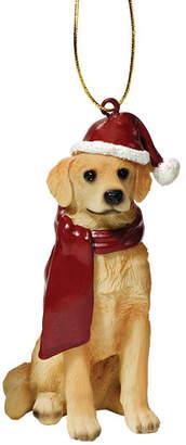 Toscano Design Retriever Holiday Dog Ornament Sculpture