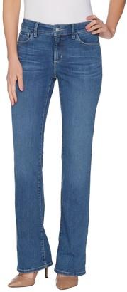 NYDJ Barbara Bootcut 5-Pocket Jeans - Heyburn