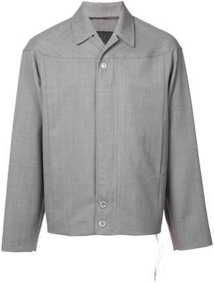 MACKINTOSH 0003 tailored overshirt jacket