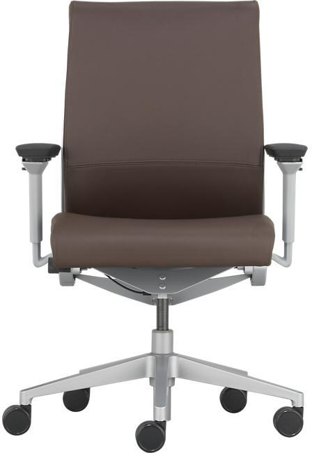 Steelcase Think TM Leather Office Chair