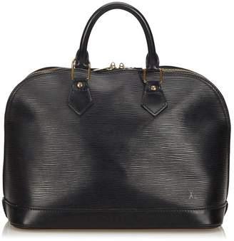 Louis Vuitton Vintage Epi Alma Pm