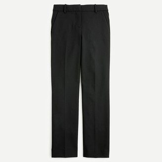 J.Crew Wide-leg pant in four-season stretch