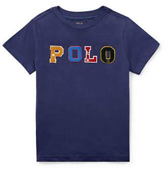 Ralph Lauren Little Boy's Kid's Cotton Jersey Graphic T-Shirt
