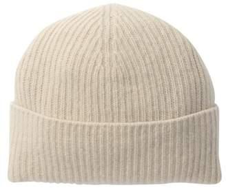 Portolano Ribbed Cashmere Hat